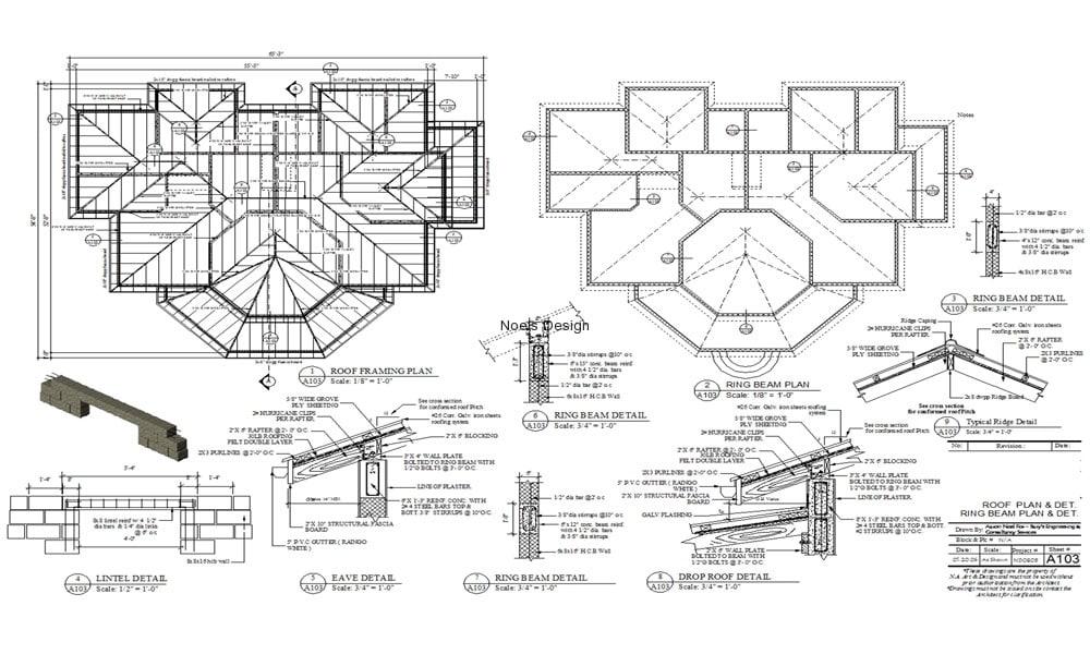 Bespoke-residential-house-roof-design-Grenada-01